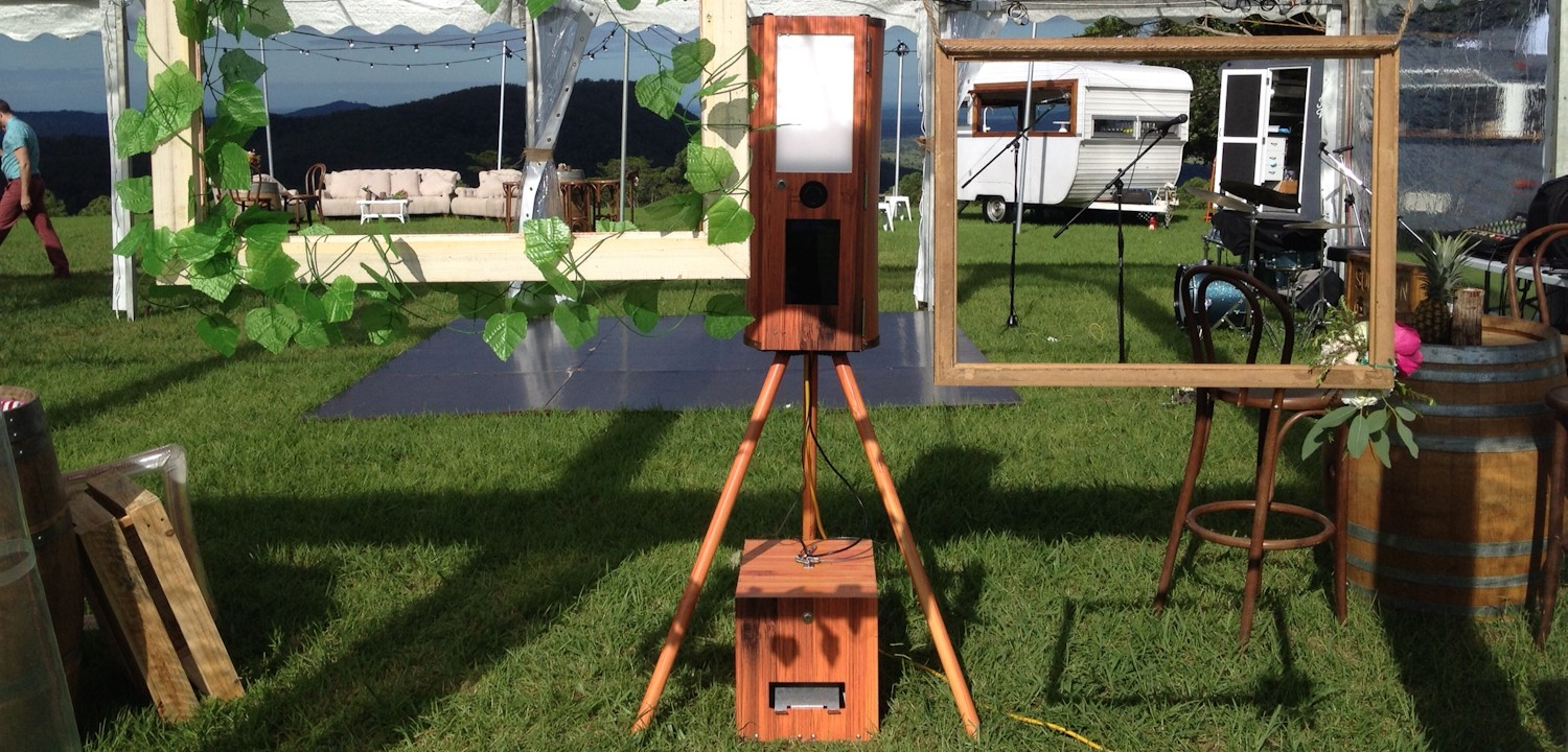 Photo Booth Hire Sunshine Coast
